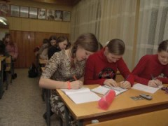 Занятия в Лицее технологии идизайна по внешкольной программе обучения