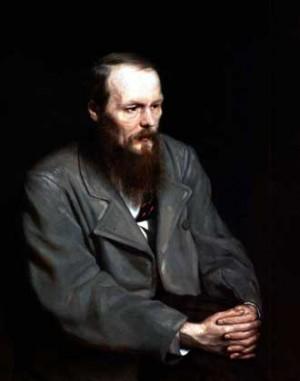 Ф.М. Достоевский (портрет работы В.Г.Перова, 1872)