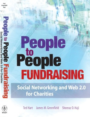 Обложка книги People to People Fundraising