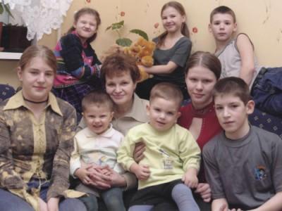 Семья мамы Веры. Квартира №2 в кунцевском пансионе
