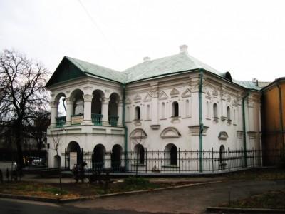 Домик Петре в Киеве