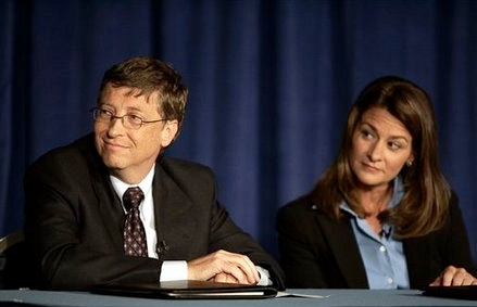Фонд Билла и Мелинды Гейтс - является давнишний донор американского Центра контроля заболеваний