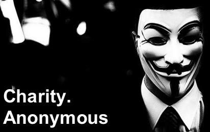 Анонимная благотворительность