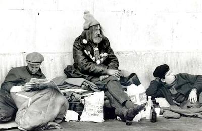 Бездомные в пересчете на калоши