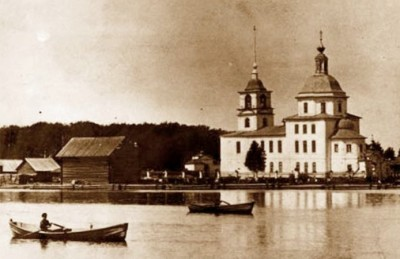 Церковь Рождества Христова в Крохино