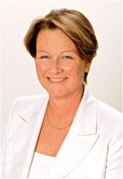Джанет Вут, вице-президент Nestlé