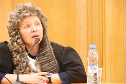 """Лариса Зелькова, """"адвокат"""""""