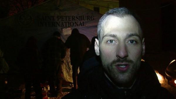 Григорий Свердлин, Ночлежка