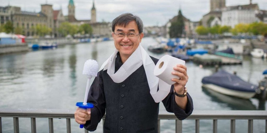 «Мистер Туалет» — о том, как биомимикрия поможет бороться с бедностью