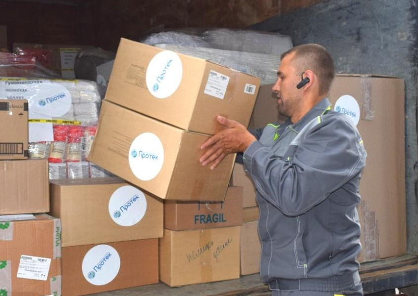 Благфонд «Протек» оказал помощь жителям пострадавшего от паводка города Тулун на сумму 400 тыс. рублей