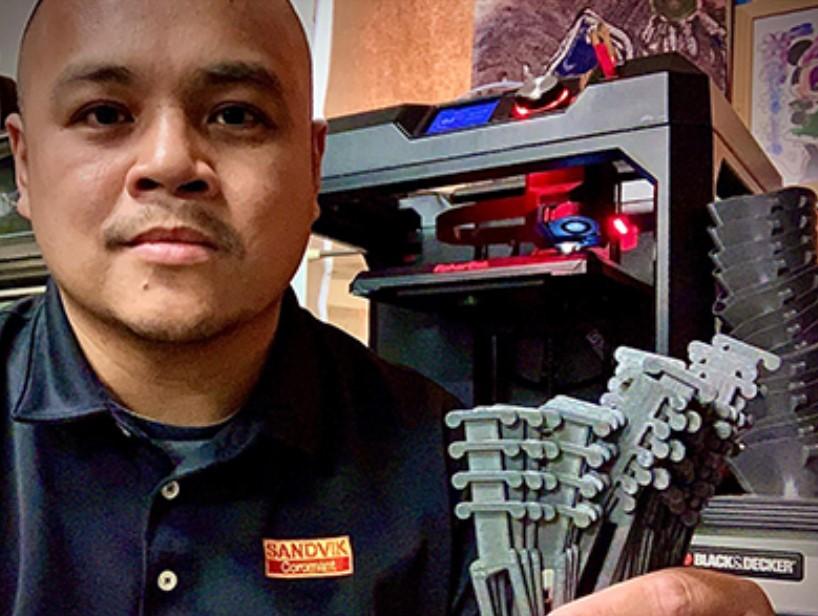 Адаптивно-аддитивное производство: 3D-печать на службе медицины