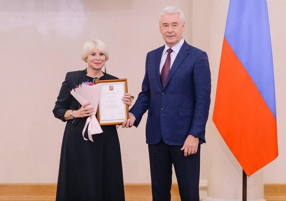 Сергей Собянин поздравил некоммерческий сектор со Всемирным днем НКО