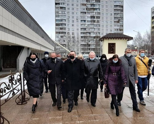 В Нижневартовске состоялось выездное заседание рабочей группы депутатов комитета по социальным вопросам