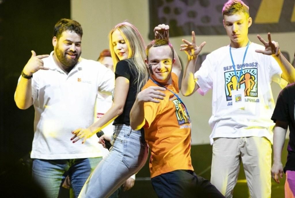 20 июня в Москве состоится благотворительный танцевальный марафон фонда «Лучшие друзья»