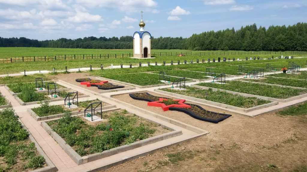 Московские поисковики проведут торжественное захоронение останков бойцов Великой Отечественной в Тверской области