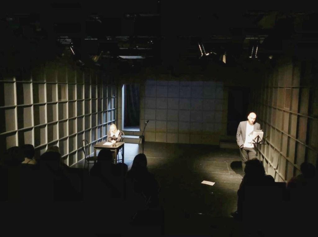 В театре «Человек» прошла премьера «Мужское и женское. Психология звучания»