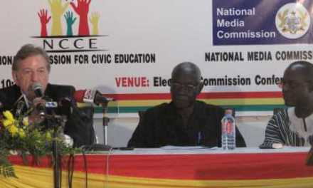 EU supports Ghana 2012 Elections with €7million