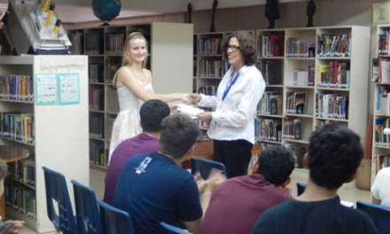 LCS National Honor Society gives to fund bright kids