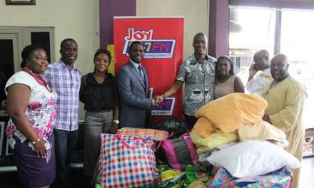 Achimota School 1987 and 1994 Alumni donate in support of June 3 flood and fire victims