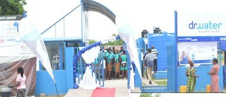 Guinness Ghana commissions GHC 350,000 Water Health project at Akomade