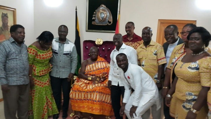 SIC Insurance donates GH¢10,000 to support the Otumfuo Education Fund