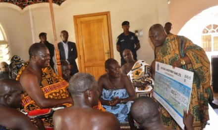 GNPC donates $4.5 Million for construction of sickle cell centre in Kumasi