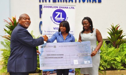 Zoomlion supports 16th GJA Awards 2011 with GH¢3,000