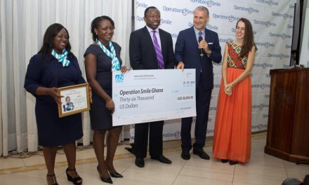 uniBank provides free surgeries for 154 cleft lip & palate patients