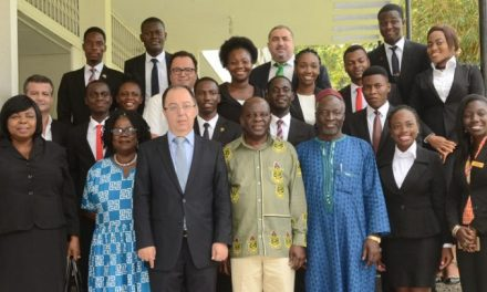 Lebanese Community offers scholarships to 12 KNUST students