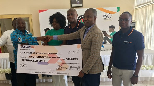 Access Bank supports Ghana @60 celebrations