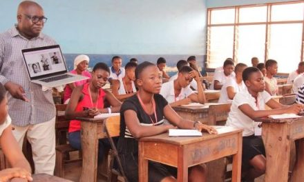 Vodafone Foundation holds scholars camp for girls in Accra