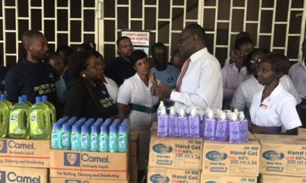 PZ Cussons Supports Mothers, Babies At KATH
