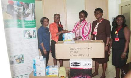 GIZ supports Graphic Clinic in Accra