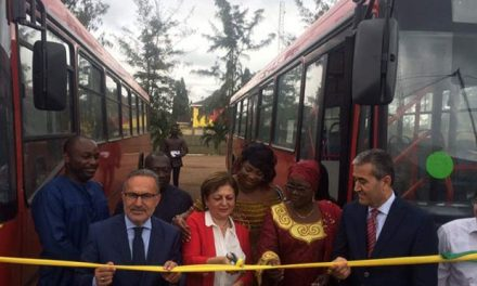 Turkish Government donates 30 buses to local government