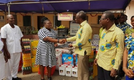 GRA gives equipment to Accra Psychiatric Hospital