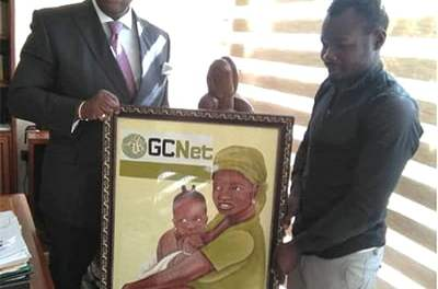 GCNET supports Kayayei Resettlement Centre and Clinic