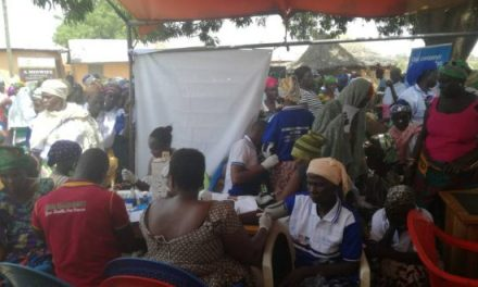 STAR-Ghana provides medical assistance to 'witch' camp