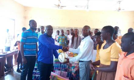 Bra Dea Foundation supports Nyamaa Special School