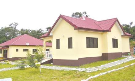 Perseus Mining builds health centre for Abena Abena