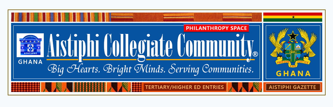 Banner for Aistiphi Collegiate Community page
