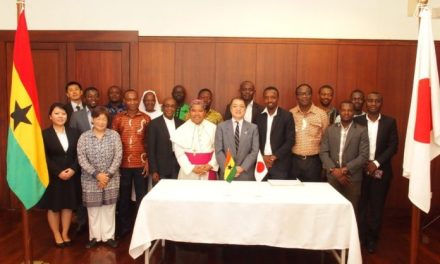 Japan gives US$265K grant for major healthcare projects