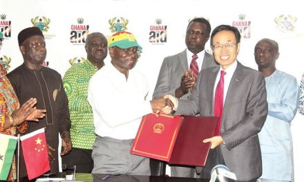 China gives $60m grant for UHAS project phase II