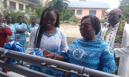 St. Roses Old Girls build staff bungalow for alma mater