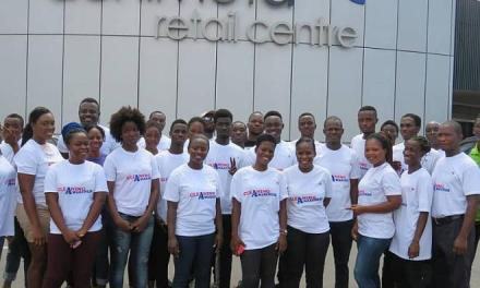 Achimota Mall holds major clean up exercise at Dome