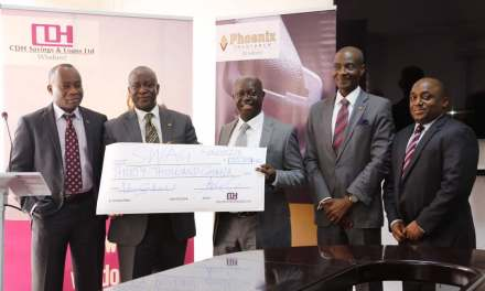 CDH Financial Holdings supports 42nd SWAG Awards
