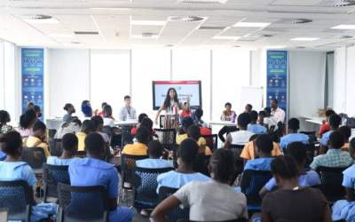 StanChart trains Goal project coaches, facilitators