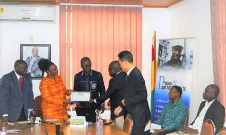 Process & Plant and Chint donate solar panels to GhIE