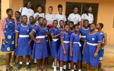 Herquip holds personal care mentoring for girls