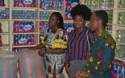 KNUST SRC launches food bank to assist students in need