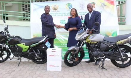 Japan Motors supports National Farmers' Day 2019